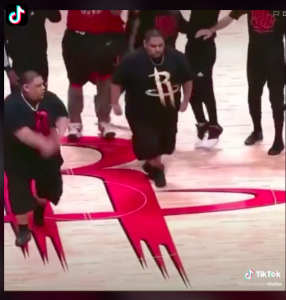 NBA Tik Tok